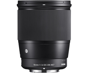 Sigma-MFT Sigma 16mm F1,4 DC DN