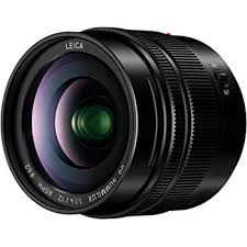 Panasonic Leica DG Summilux F1.4/12mm