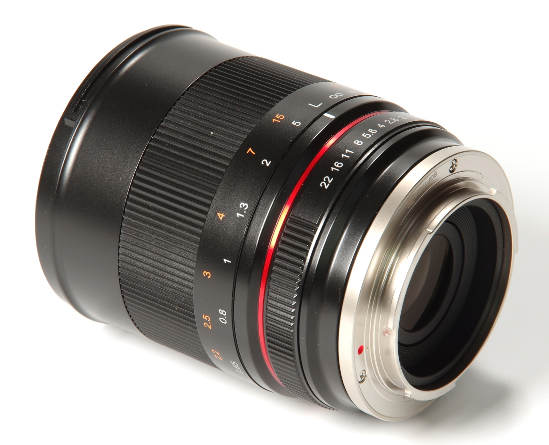 Samyang MF 85mm f1.8 ED UMC_CS