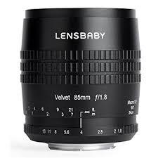 Lensbaby Velvet 56 MFT