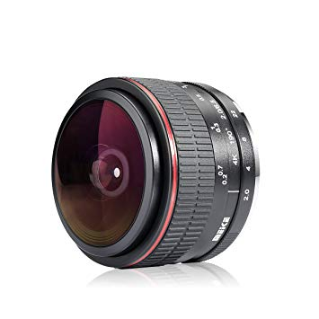 Meike 6.5mm f/2 Fisheye MFT